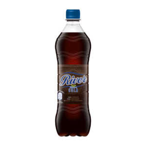 RIVER  	   Natural Cola
