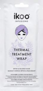 ikoo Haarmaske Thermal Treatment Wrap - Detox & Heal