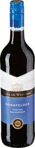 Dornfelder Rotwein QbA trocken, 0,75l