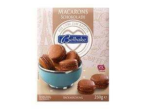 Backmischung Macarons