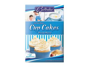 Backmischung Cup Cakes