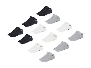 Kappa 3 Paar Unisex Sneakersocken