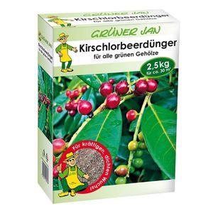 Grüner Jan Kirschlorbeerdünger 2,5kg