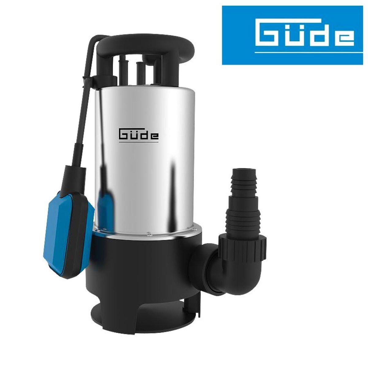 Bild 1 von Güde Schmutzwassertauchpumpe GS 1103 PI