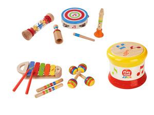 PLAYTIVE® JUNIOR Kleinkinder Musikinstrumente
