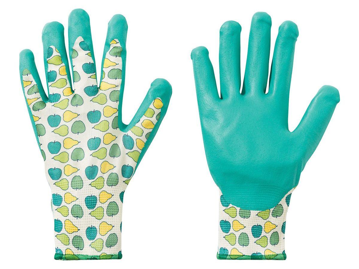 Bild 4 von FLORABEST® 3 Paar Gartenhandschuhe