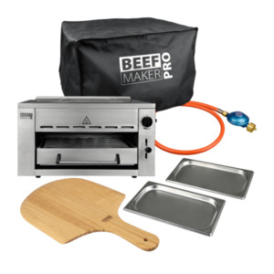 GRILL TIME  	   Beef Maker Pro Hochtemperaturgrill