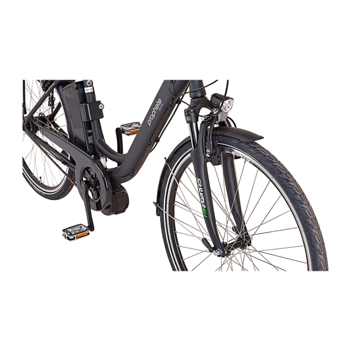 Bild 3 von Prophete Alu-City-E-Bike 28