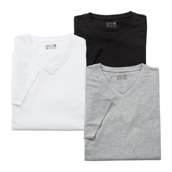 STRAIGHT UP     T-Shirt Basic-Style