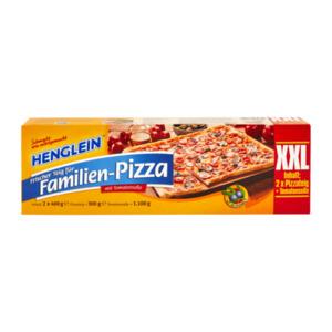 Henglein Frischer Teig für Familien-Pizza