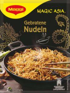 Maggi Magic Asia Gebratene Nudeln mit Gemüse, 121 g