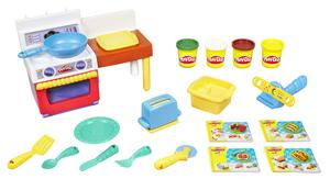 Hasbro 22465 Play Doh - Küche - Knetset