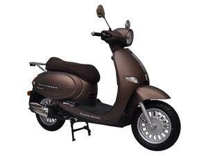 Alpha Motors Motorroller Cappucino 125 ccm