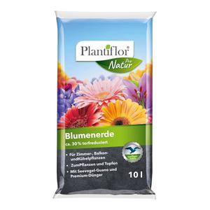 Plantiflor              Blumenerde