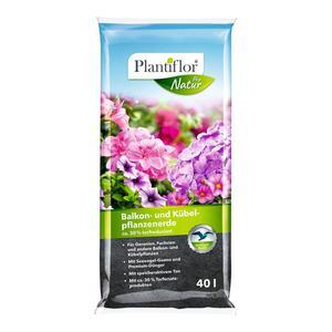 Plantiflor              Balkon- & Kübelpflanzenerde