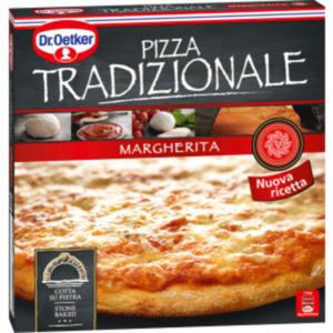 Dr. Oetker Pizza Tradizionale oder Pizzaburger