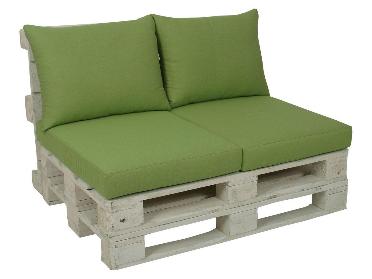 Bild 5 von GO-DE Textil Lounge Paletten-Kissen 2er Set