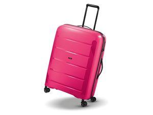 TOPMOVE® Polypropylen-Koffer 59,5L, pink