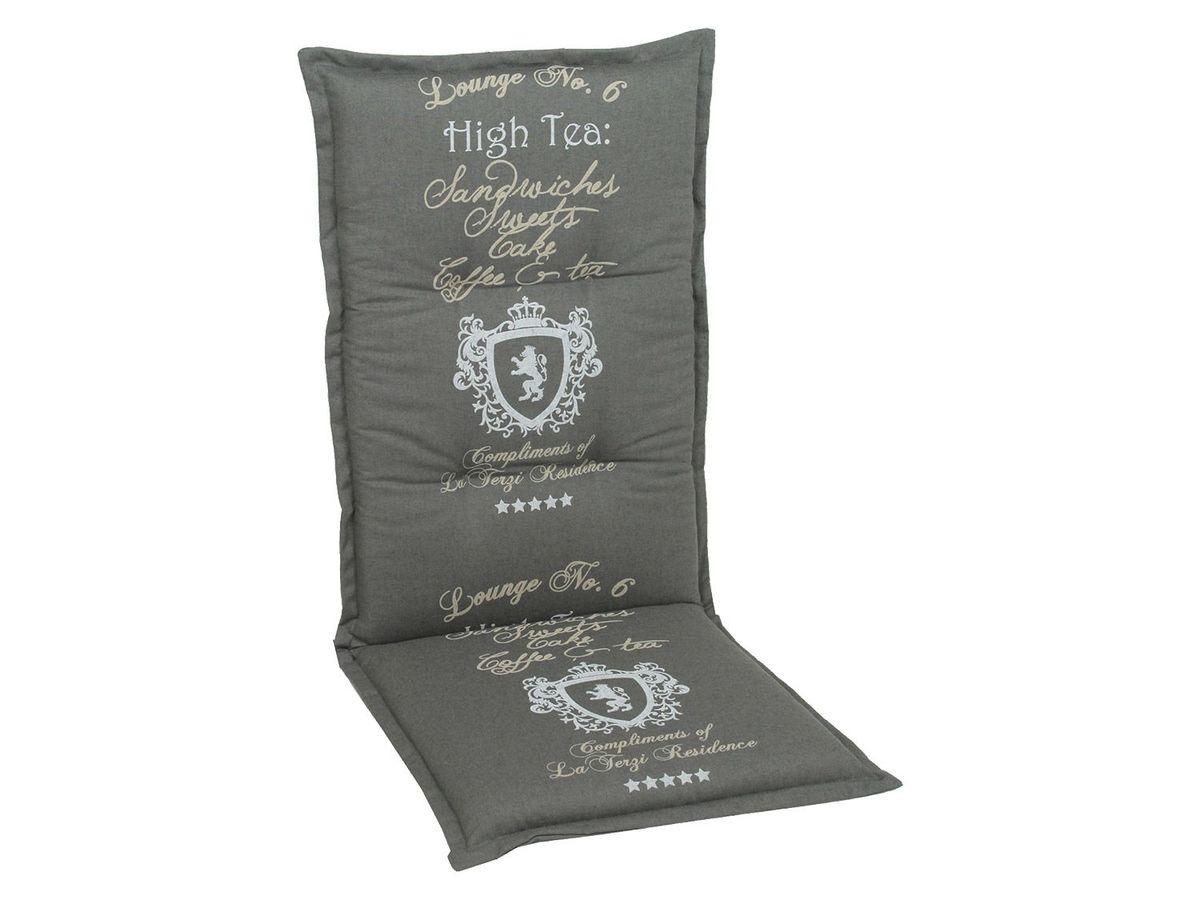 Bild 2 von GO-DE Textil Sessel-Auflage High Tea 2er Set