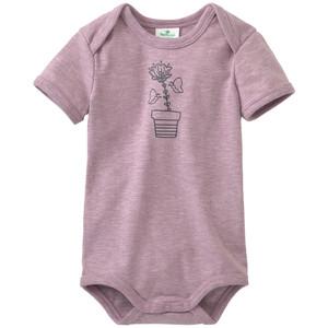 Baby Body mit Schlupfkragen