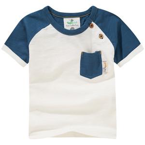 Baby T-Shirt mit Raglanärmeln