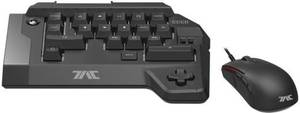 Hori TAC FOUR Tastatur & Maus Set PC, PS3, PS4