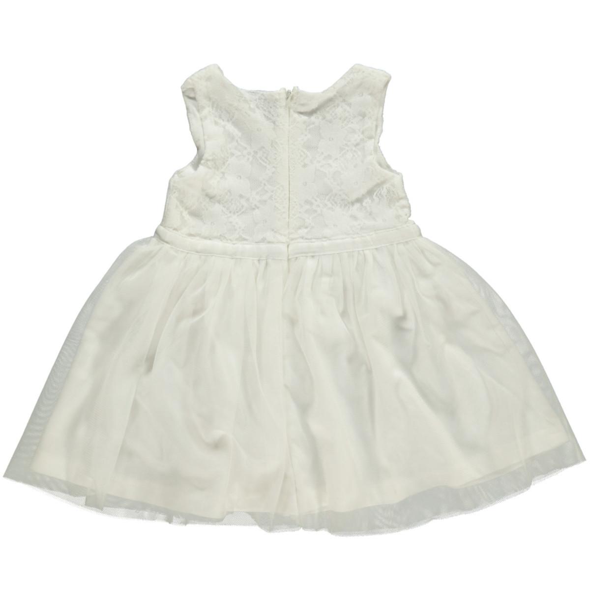 Bild 2 von Mädchen Kleid mit Tüllrock und Spitze