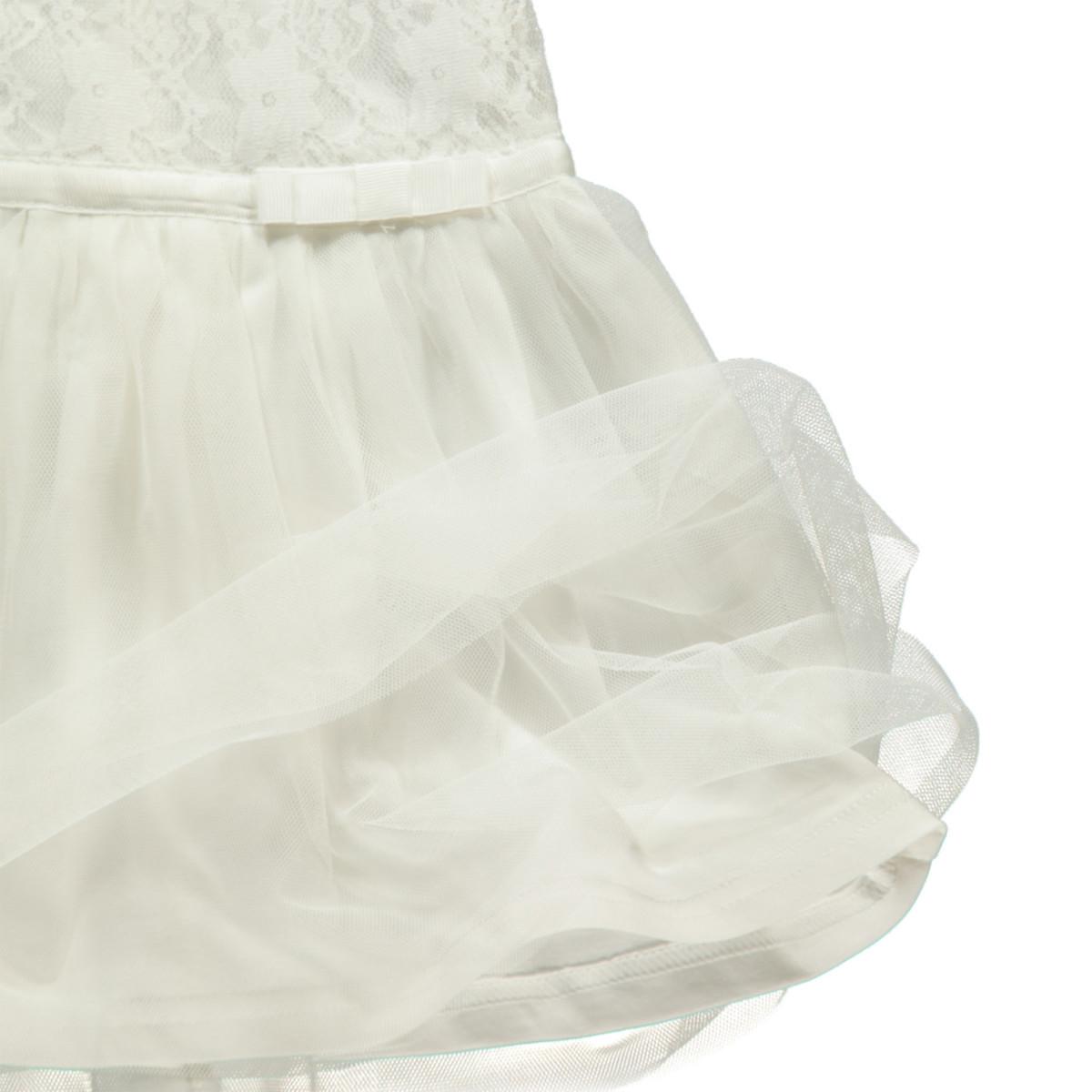 Bild 3 von Mädchen Kleid mit Tüllrock und Spitze