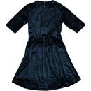 Bild 2 von Mädchen Kleid in weichem Samt