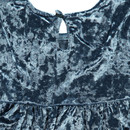 Bild 3 von Mädchen Kleid aus Pannesamt