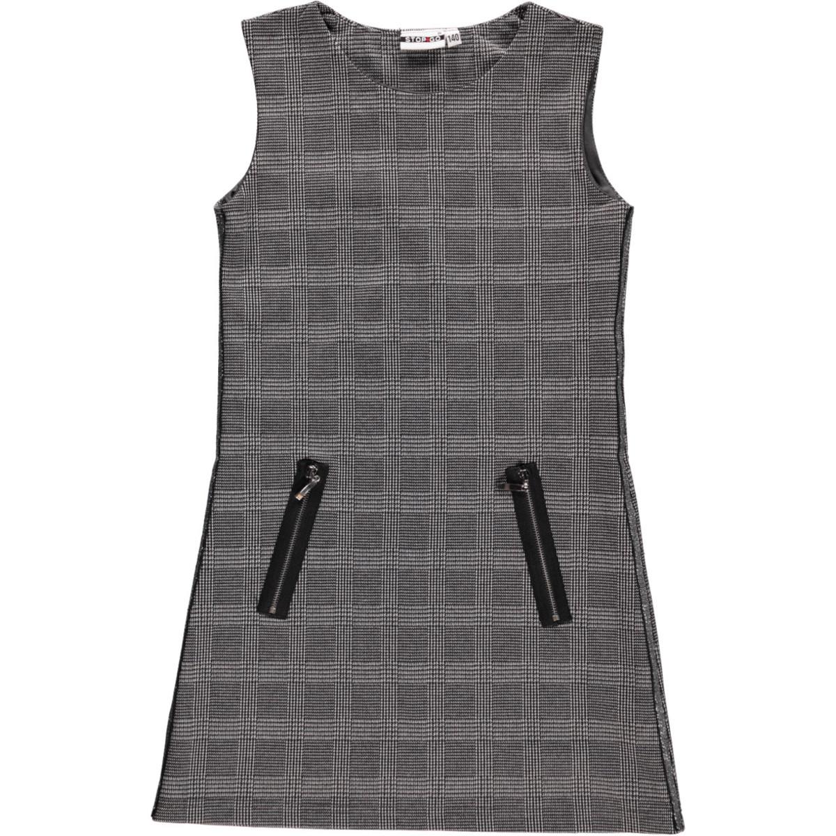 Bild 1 von Mädchen Kleid im Glenscheck Muster