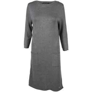 Damen Kleid mit 3/4 Ärmeln