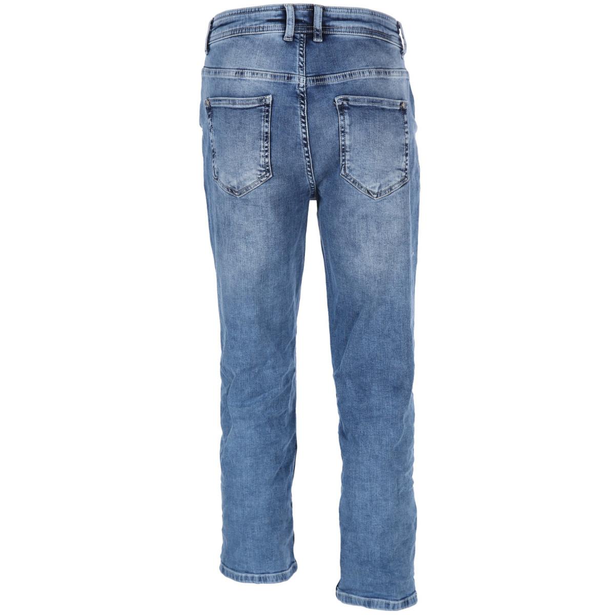 """Bild 2 von Damen Jeans Slim Fit """"Hanna"""" 7/8 Länge"""