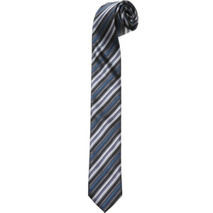 Herren Krawatte im Streifendessin