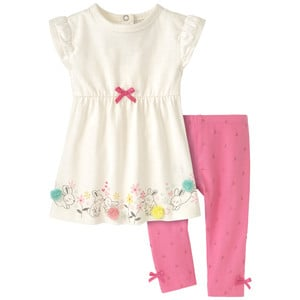 Newborn T-Shirt und Leggings