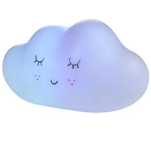 LED-Licht in Wolkenform
