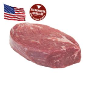 US Black Angus Beef frische Hüftsteaks