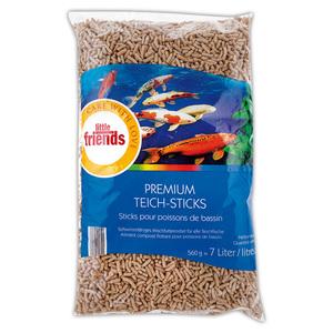 Little-Friends Premium Teichsticks