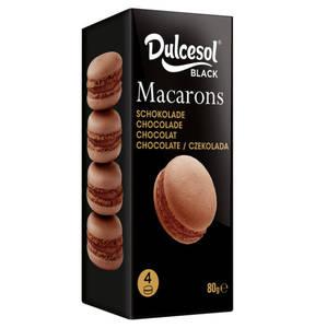 DUL Macarons Schoko 80g