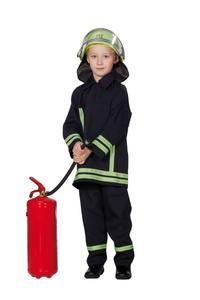 Kostüm Feuerwehrmann 2-tlg.