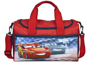 Scooli Sporttasche Disney Cars