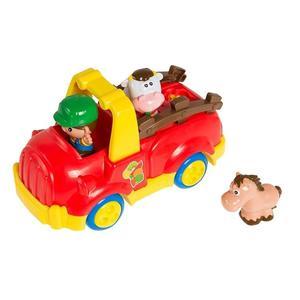 SMIKI Happy Farm Truck