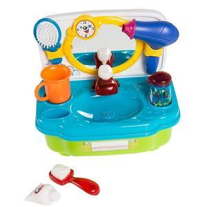 SMIKI Spiel-Waschbecken mit Sound