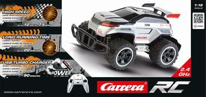 Carrera RC Silver Wheeler 1:16 2.4 GHz
