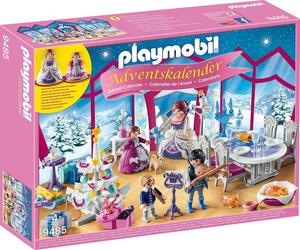 PLAYMOBIL 9485 Adventskalender Weihnachtsball