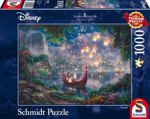 Schmidt Puzzle Disney Rapunzel 1000 Teile