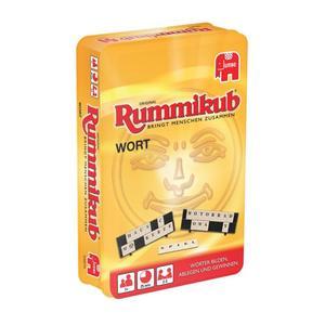 Jumbo Wort Rummikub Compact