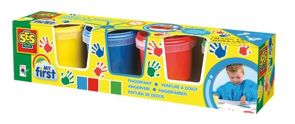 SES Creative Fingermalfarben