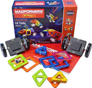 MAGFORMERS  Wow-Set