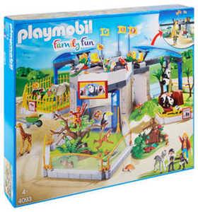 PLAYMOBIL  Tierbaby-Station »4093«